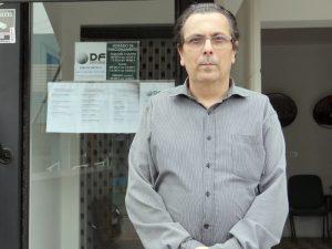 Fábio, o proprietário, trabalha com imóveis há 23 anos