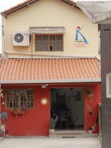 O Studio K Fitness fica na Avenida Fortuna, 47