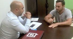 Amaury Dias e Amigão D'Orto discutem projeto, que tem apoio de outros parlamentares