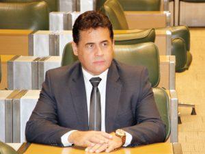O deputado Jorge Wilson Xerife do Consumidor (PRB)