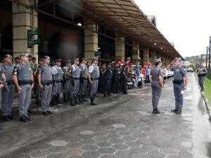 Operação teve início no Terminal Rodoviário de Ribeirão Pires
