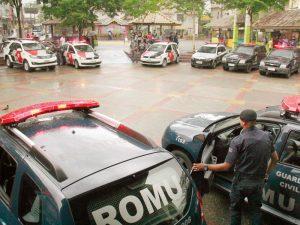 Operação tem como objetivo aumentar a segurança na cidade