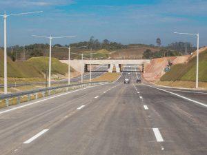Ribeirão Pires conta com dois trechos do Rodoanel em seu território