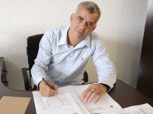 O presidente Rubão Fernandes está implantando mudanças