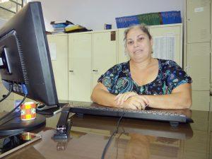 Marieta Belo está atualmente no comando da escola