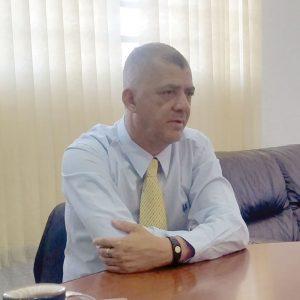 Vereador e presidente Câmara Rubens Fernandes, o Rubão (PSD)
