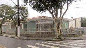 A Santa Casa de Ribeirão Pires está localizada na Avenida Fortuna, n° 299