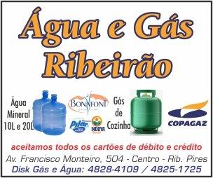 Água e Gás Ribeirão